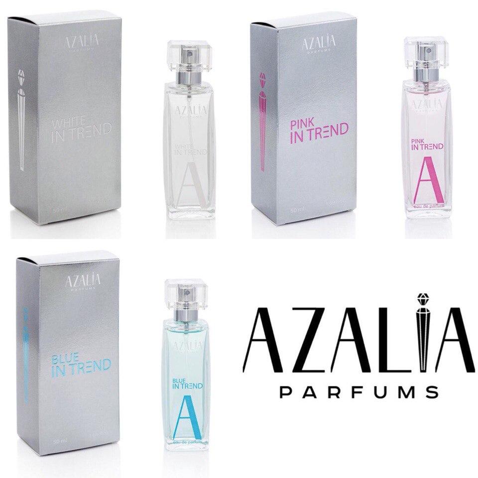 Будь IN TREND вместе с Azalia Parfums!